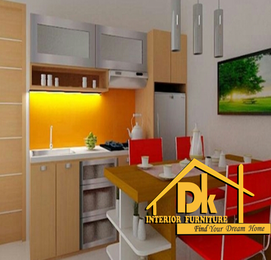 Pembuatan Kitchen Set Tegal