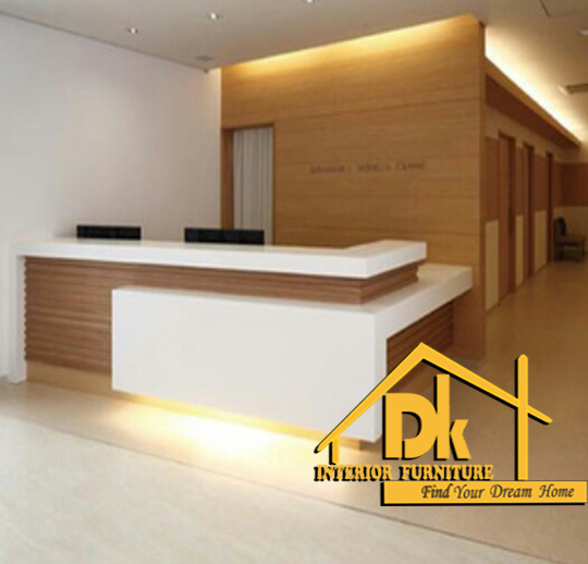 Jasa Pembuatan Interior Furniture dengan bahan PVC Foam Board di Tegal