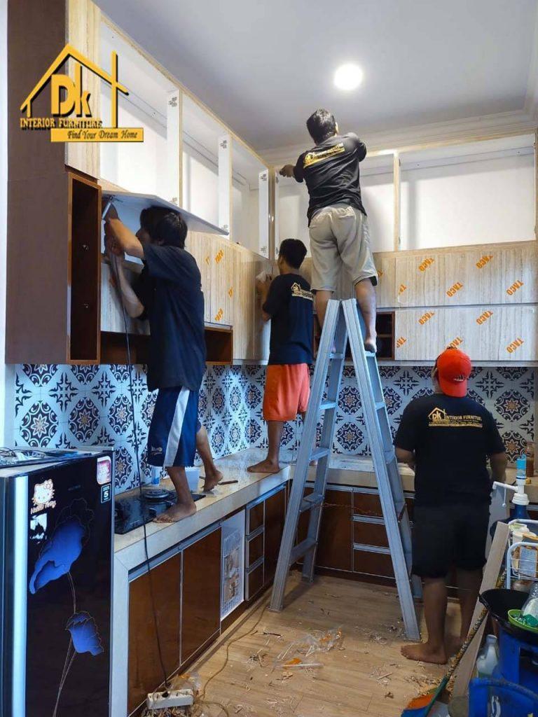 jasa kitchen set purwokerto murah
