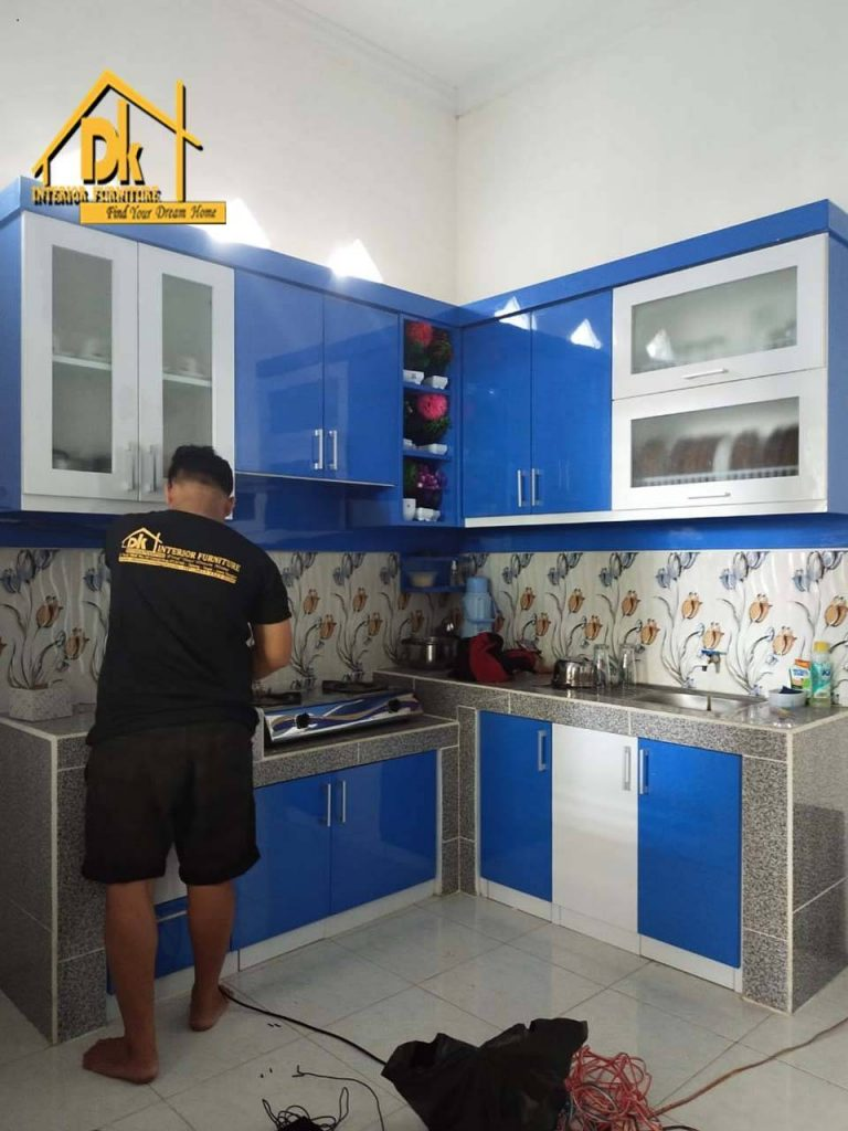 kitchen set purwokerto murah