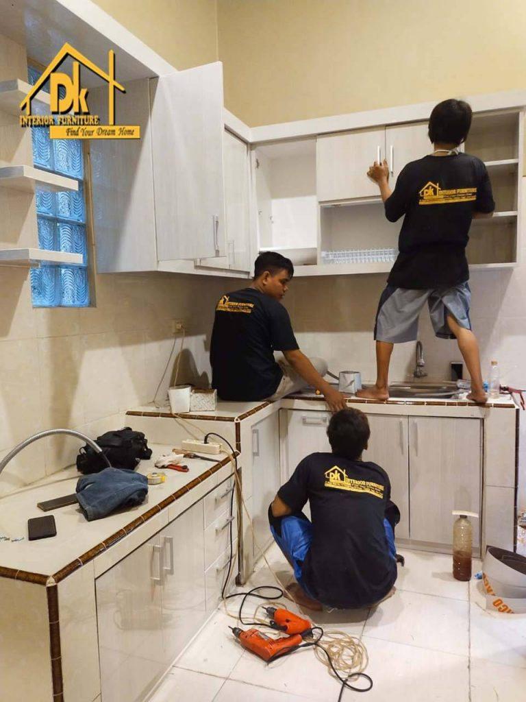 pembuatan kitchen set purwokerto